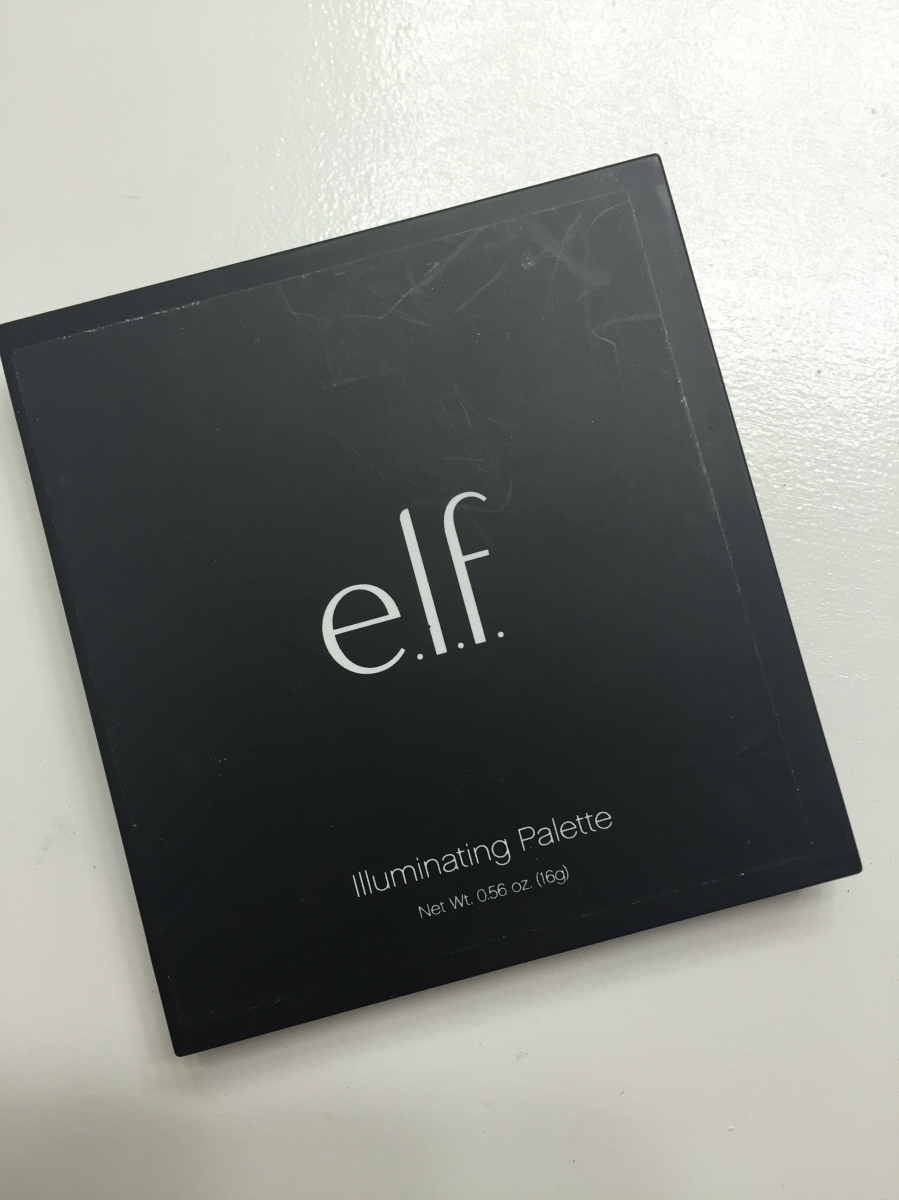 Elf Illuminating Palette Review As Told By Jenny